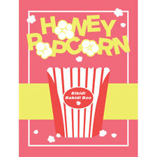 HONEY POPCORN - BABIDIBOO 1ST MINI ALBUM (CD+BOOKLET+CARD)  KpopStoreinUSA