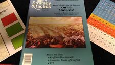 On to Moscow Sweden vs. Russia 1700-1721 S&T #171 MINT & UNPUNCHED 1994