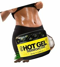 Hot Vita Hot Gel ThermoActive – Workout Enhancer Sweat Cream with Coconut oil.