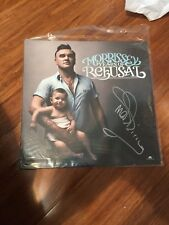 Morrissey Autographed Years Of Refusal Vinyl May 22nd 2009 Manchester Birthday!