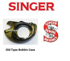 Singer Sewing Machine Black Plastic Bobbin Case old Type 507 513 514 6105 7105