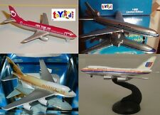 Schabak 1:600 Scale Starter Set Eastern United Airlines New York Air Alliance