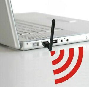 Antena USB Wifi para PC y Portátil de Largo alcance   1200mbps ¡ENVÍO GRATIS!