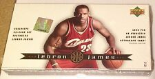 $400.00 Lebron James Upper Deck Rookie Set 2003 RANDOM Autograph $3,000? Gem 03