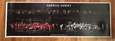 Andreas Gursky LARGE Exhibition Poster 47 X 16 Inches (117 X 40 cm) Panoramic