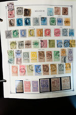 Belgium Loaded 1800s to 2003 Stamp Collection