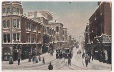 Lancashire; Preston, Lancaster Rd PPC By Valentines, Lytham 1906 PMK