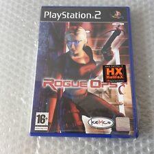 VINTAGE#PS2 PLAYSTATION 2 KEMCO ROGUE OPS  PAL#FACTORY SEALED