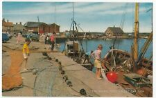 Norfolk; The Quay, Wells Next The Sea PPC Unposted By Salmoon