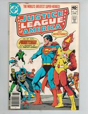 Justice League of America 179  Firestorm Joins The JLA!  VF 1980