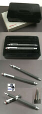 Rotring 600 Newton Lava fountain pen and ballpoint mint condition  #