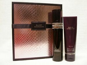 NIB Victoria's Secret BASIC INSTINCT 2 Pc Gift Set DISCONTINUED & HARD TO FIND