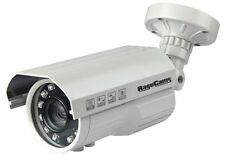 Fast Moving Car License Plate Video Security Camera Infrared HQ Day Night 5-50mm