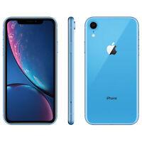 Apple iPhone XR 128GB AT&T - Blue Smartphone A1984 Phone 128 GB LTE