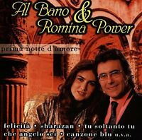 Al Bano & Romina Power Prima notte d'amore (16 tracks, 1982-85/97) [CD]