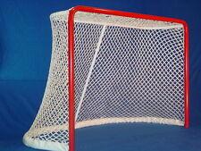 """2"""" Tournament Style Hockey Goal / Net 6x4' USA made ArizonaSportsEquipment"""