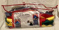 Puppet theatre marionette Fiesta crafts new