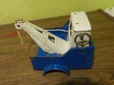 vintage buddy l wrecker truck bed and boom for parts