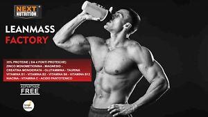 Protéine Masse Musculaire Créatine Glutamine Taurine Zma Bcaa G 3000 Cacao