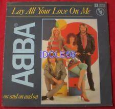 Vinyles maxis ABBA