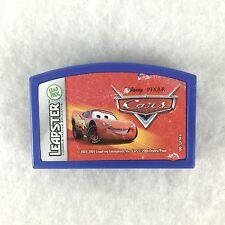 Cars / Jeu Sur Console Leapster de Leapfrog Disney Pixar