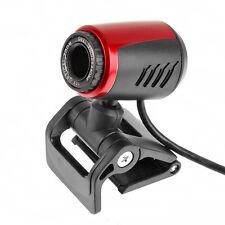 WD108 Mega 12 Pixel USB Kamera Webcam mit Mikrofon für SKYPE MSN  AOL YAHOO7974