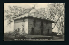 Paris Hill Maine ME c1920 Old 1822 Stone Jail Building by American Art # 1647
