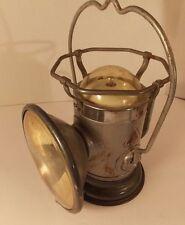 "VINTAGE 1940-50'S DELTA POWERLITE LANTERN RAILROAD LAMP~ Tested "" WORKS"