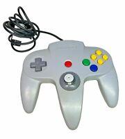 Original OEM Nintendo 64 Controller | Gray | NUS-005 | Tested & Works Great