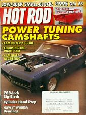 1994 Hot Rod Magazine: Power Tuning Camshafts Buyer's Guide/700-inch Big Block