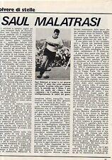 Ga30  Clipping-Ritaglio 1973 Saul Malatrasi