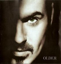 GEORGE MICHAEL older (CD album) pop rock, downtempo, synth pop contemporary jazz