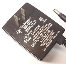 Texas Instruments AC 9201 AC Adapter 6V 300mA for TI CC-40 TI-74 TI-95 TI-80 81