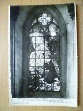 Postcard- DREUX, Chapelle Saint Louis-Vitrail d'apres Larivviere (1844-45)