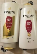 Pantene Pro-V SET Control Caida Shampoo 700mL + Acondicionador 700 ML