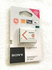 NEW Sealed Genuine Sony NP-BN1 Cyber-shot Battery US Seller