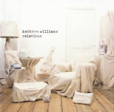 KATHRYN WILLIAMS relations (CD album) folk 5050467216624