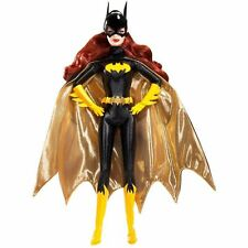 NEW 2008 MATTEL DC BARBARA GORDON BATGIRL PINK LABEL COLLECTION BARBIE DOLL