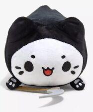 Meowchi Grim Reaper w/ Scythe Plush Cat Kitten Halloween Hot Topic Exclusive