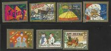 Jamaica-  Large Happy Christmas & Greetings Stamps NH