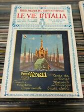 LE VIE D'ITALIA - ANNO XXXII N° 2 - FEBBRAIO 1926 - TOURING CLUB ITALIANO