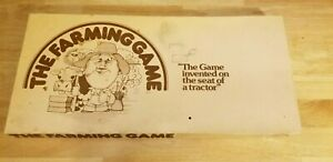 Vintage 1979 The Farming Game Board Game by The Weekend Farmer Company