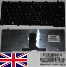 TASTIERA QWERTY REGNO UNITO Toshiba T135 T135D M900 V101446AK1 AEBU3E00120
