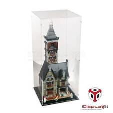 Acryl Vitrine für Lego 10273 Haunted House Geisterhaus (Closed)  - NEU