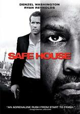 Safe House Directed by Daniel Espinosa Rated R DVD Video Format action movie