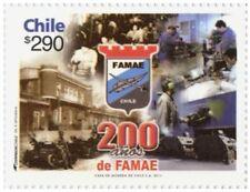 Chile 2011 #2462 200 años de FAMAE al Servicio de la Defensa Nacional MNH