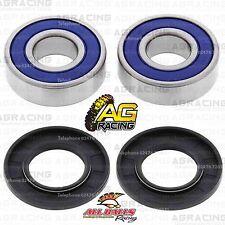 All Balls Front Wheel Bearings & Seals Kit For Kawasaki KX 125 1986 86 Motocross