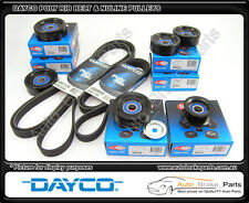 Dayco Belt & Nuline Pulley kit for HOLDEN COMMODORE SUPERCHARGED VX 3.8L V6 L67