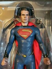 Hot Toys MMS 200 Man of Steel Superman 1/6 Scale Action Collectible Figure
