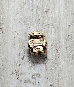 Pandora 14k Gold Boy Charm Ale (5837)